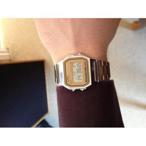 Часы Casio A158WEA-9EF 2