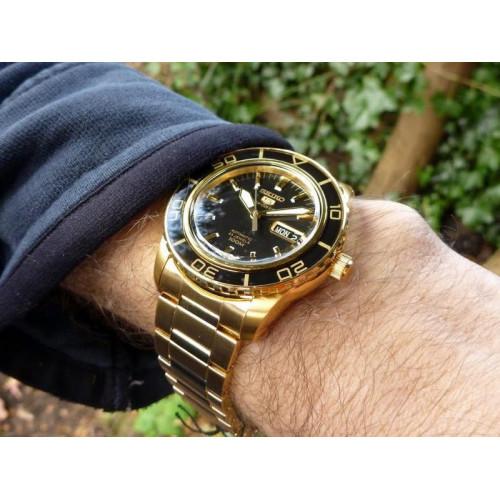 Часы Seiko SNZH60K1 3