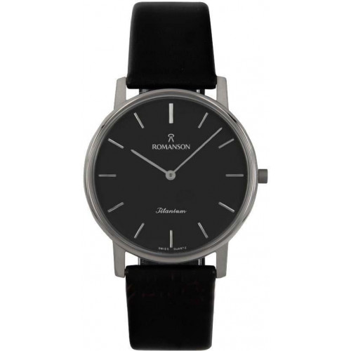 Часы Romanson UL3578SMWH BK