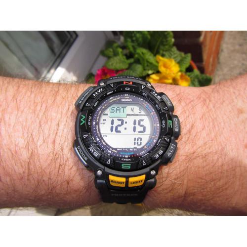 Часы Casio PRG-240-1ER 6