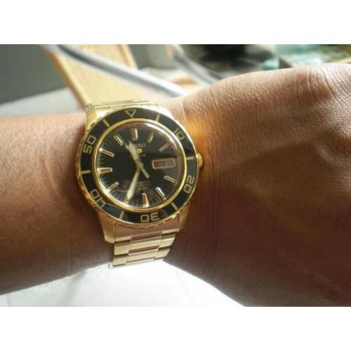 Часы Seiko SNZH60K1 1