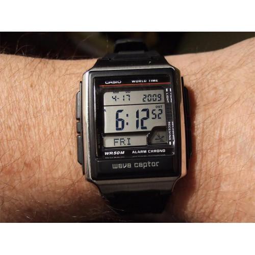 Часы Casio WV-59E-1AVEF 1