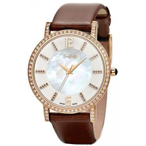 Часы Romanson SL1226QLRG WH