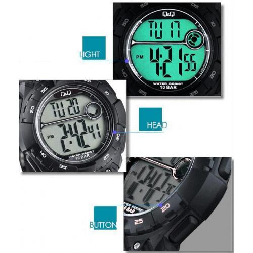Часы Q&Q M121J003Y 7