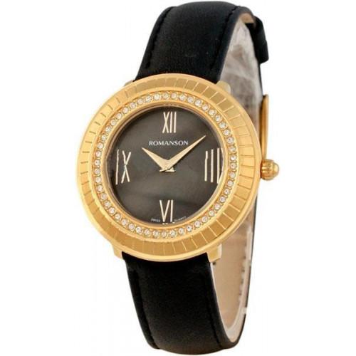 Часы Romanson RL0385TLG BK