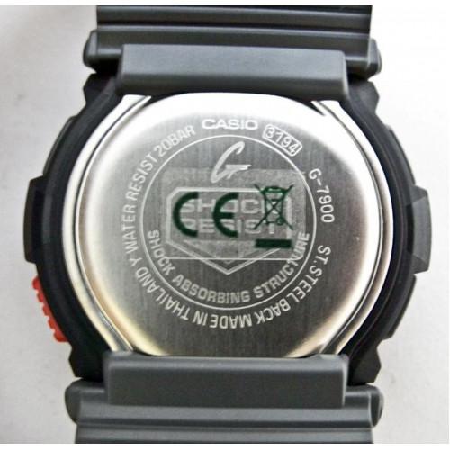 Часы Casio G-7900-1ER 4
