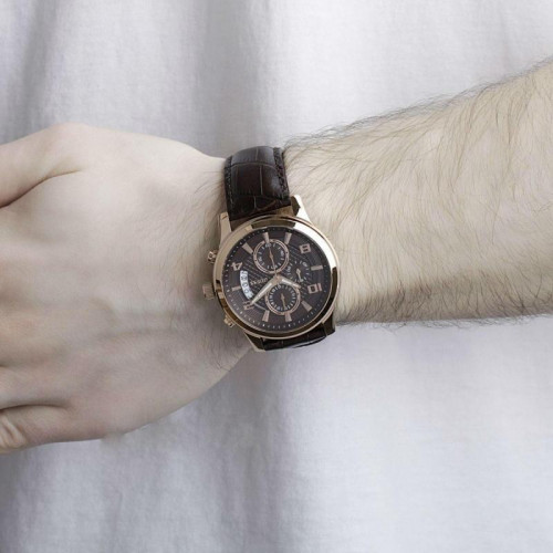 Часы Guess W0076G4 5