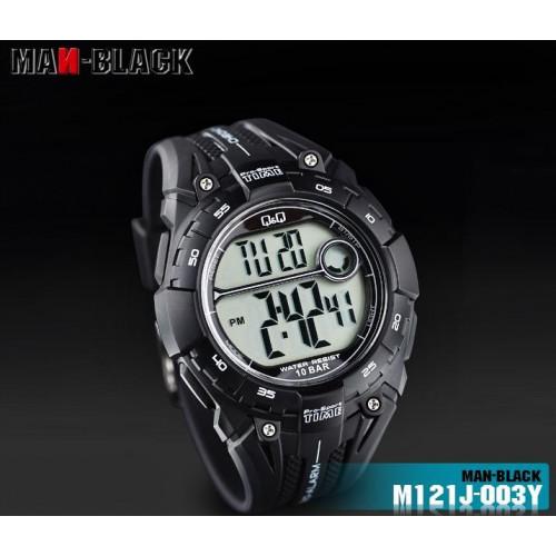 Часы Q&Q M121J003Y 5