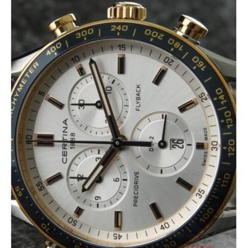 Часы Certina C024.618.26.031.00 1