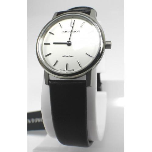 Часы Romanson UL3578SLWH WH 5