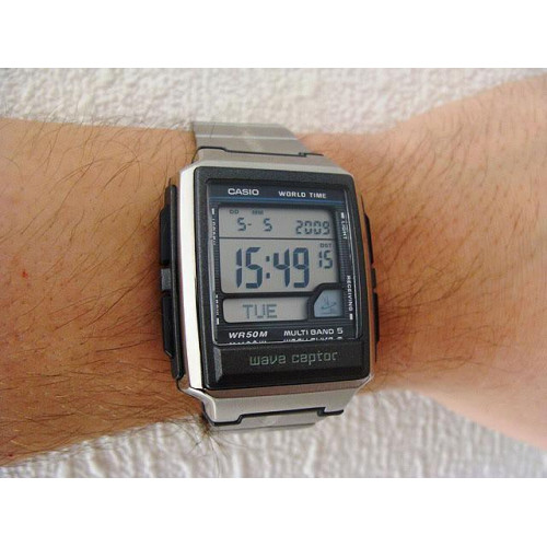 Часы Casio WV-59DE-1AVEF 3