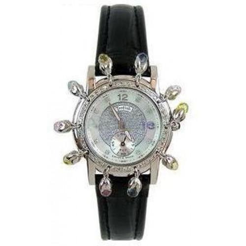 Часы Romanson SL4129YLWH WH BK