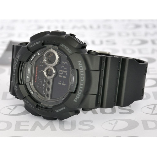Часы Casio GD-100-1BER 3