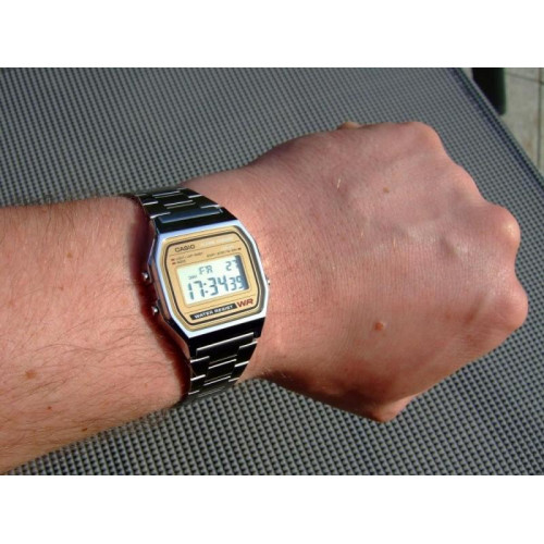 Часы Casio A158WEA-9EF 1